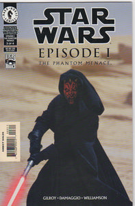 Star Wars Episode 1 The phantom Menace 3 VF+