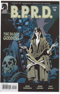 B.P.R.D - The Black Goddess issue 2 VF+