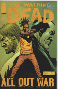 The Walking Dead - 122 VF+