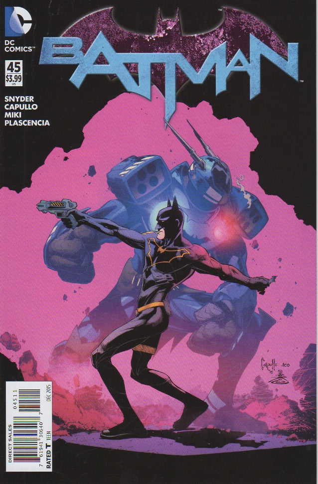 Batman New 52 (2011) 45 VF