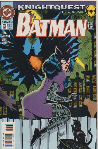 Batman Vol 1 - 503 - VF