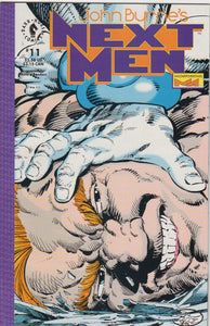 John Byrne's Next Men 11 VF+