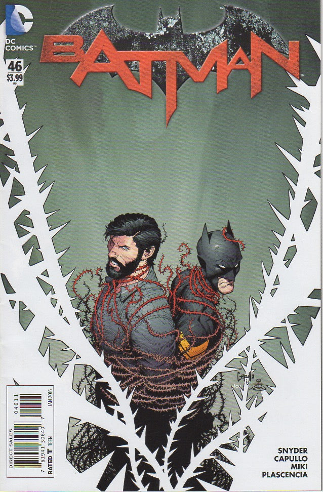 Batman New 52 (2011) 46 VF