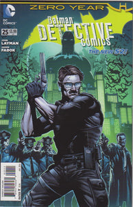 Detective Comics (Batman) NEW 52 Issue 25 - VF+