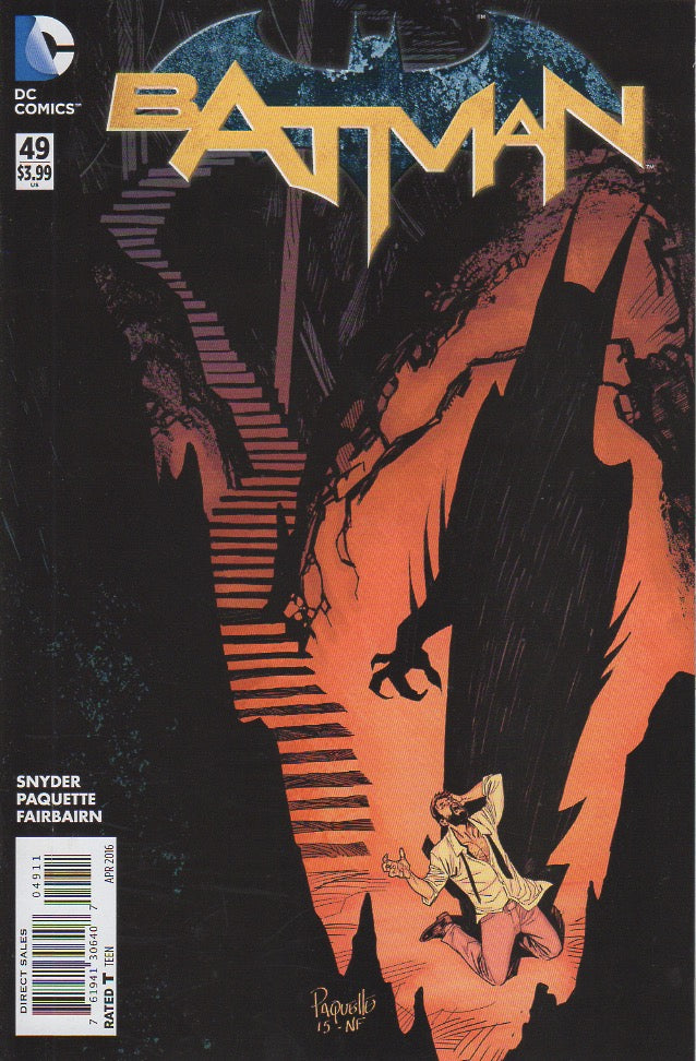 Batman New 52 (2011) 49 VF