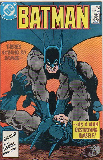 Batman Vol 1 - 402 - VF