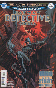Detective Comics (Batman) 943 - VF