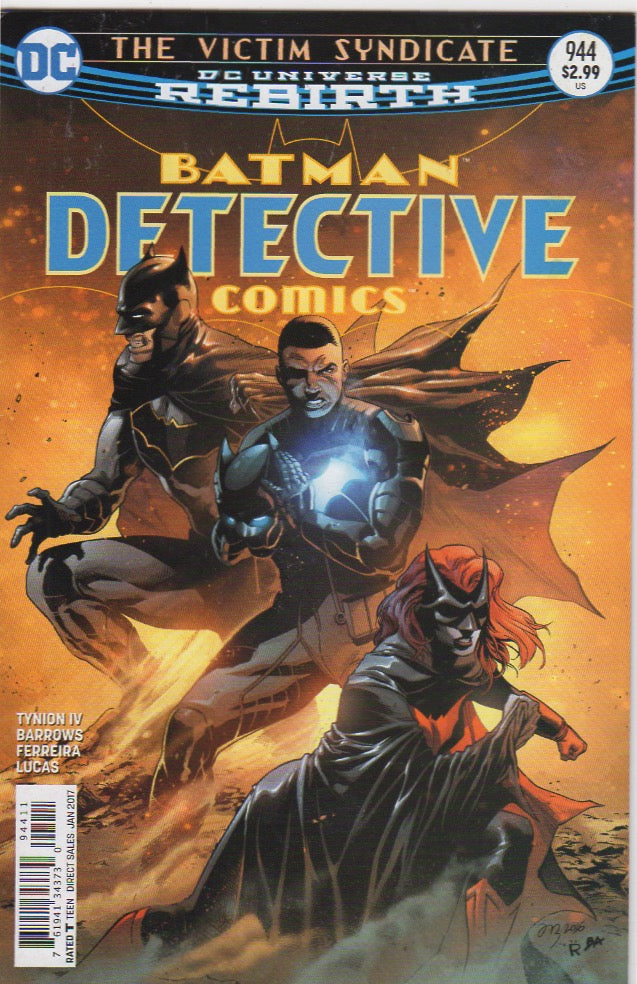 Detective Comics (Batman) 944 - VF
