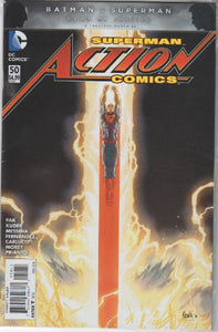 Action Comics (vol 2) 50
