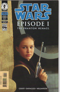 Star Wars Episode 1 The phantom Menace 4 VF+