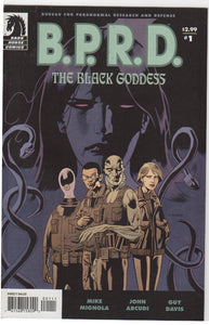 B.P.R.D - The Black Goddess issue 1 VF+