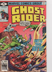 Ghost Rider Vol 1 - 39 VF