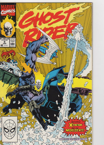 Ghost Rider Vol 2 - 9 VF