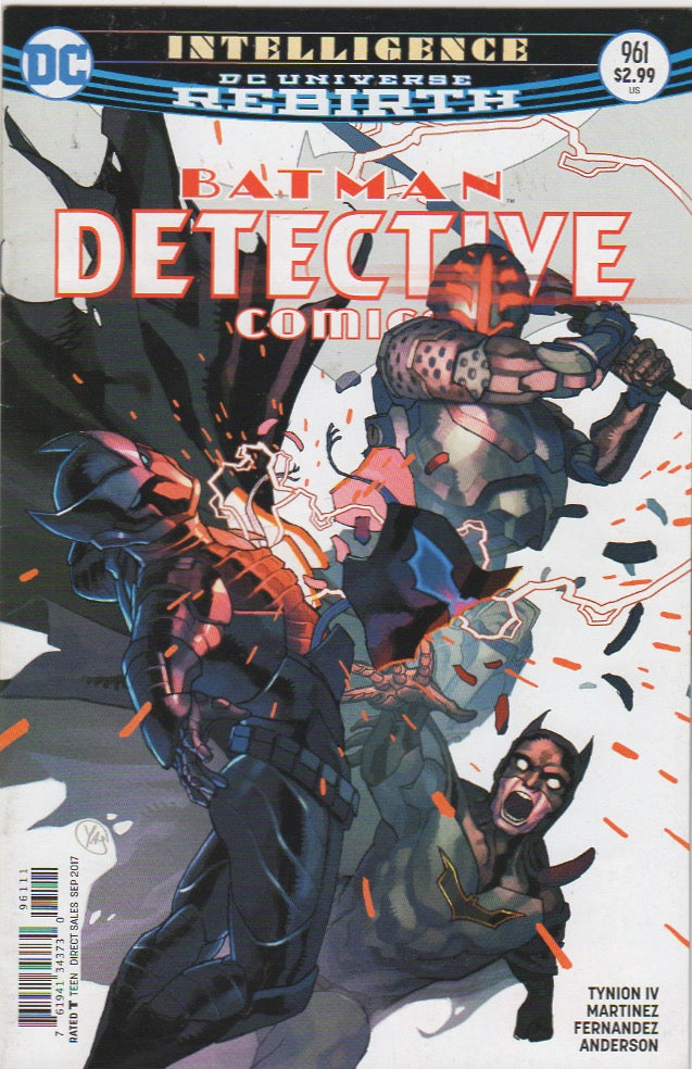 Detective Comics (Batman) 961 - VF+