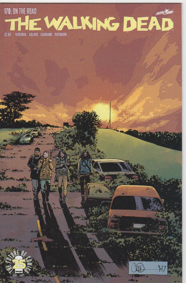 The Walking Dead - 170 VF+