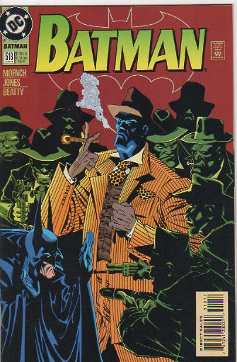 Batman Vol 1 - 518 - VF