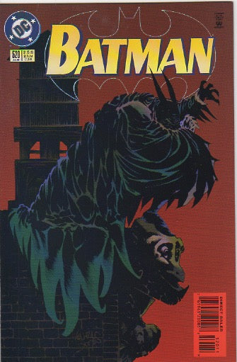 Batman Vol 1 - 520 - VF