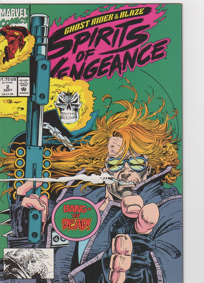 Ghost Rider and Blaze - Spirits of Vengeance 2 VF
