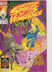 Ghost Rider and Blaze - Spirits of Vengeance 11 VF