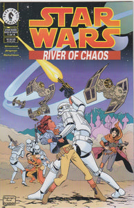 Star Wars - River of Chaos 1 VF+