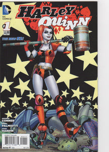 Harley Quinn New 52 - 1 VF