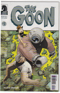 The Goon Issue 2 VF+