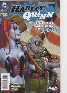 Harley Quinn New 52 - 6 VF
