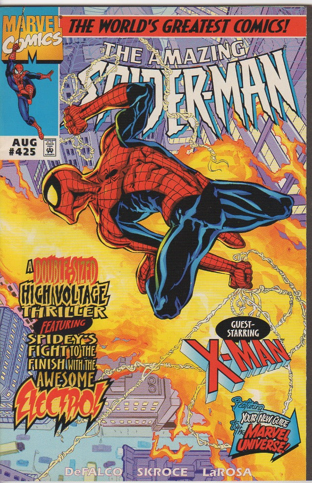 Amazing Spider-Man 425 VF