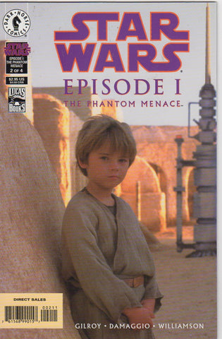 Star Wars Episode 1 The phantom Menace 2 VF+