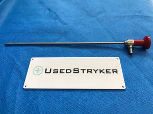 502-540-010 HD 5MM 0 DEGREES IR LAPAROSCOPE - CALL FOR PRICING - UsedStryker