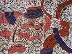 The Gallery Shop, Aboriginal Art,Sydney, Tjarlirli Art
