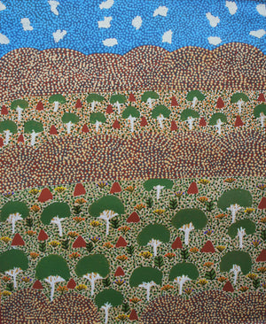 View of Country - 61cm x 51cm