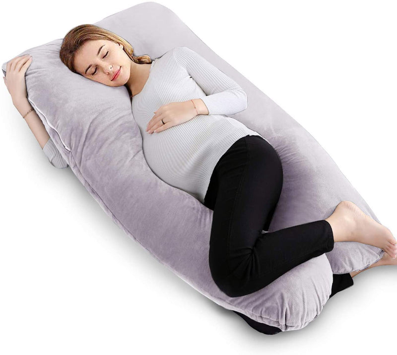 U Shaped Maternity Pillow Full Pregnancy Body Pillow