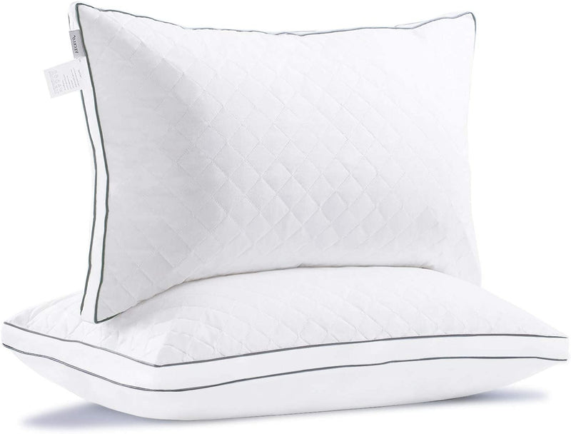 Bed Pillow 2 Pack Queen