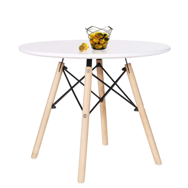 Kids Dining Table Round Leisure Mini Style Tables - Vecelo furniture