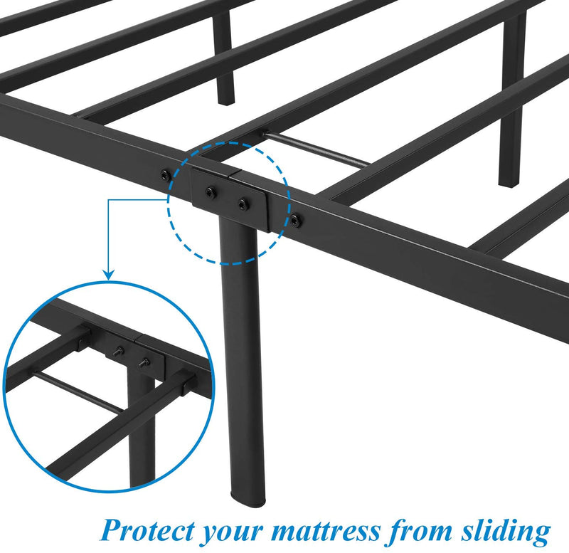Metal Platform Bed Frame/Mattress Foundation