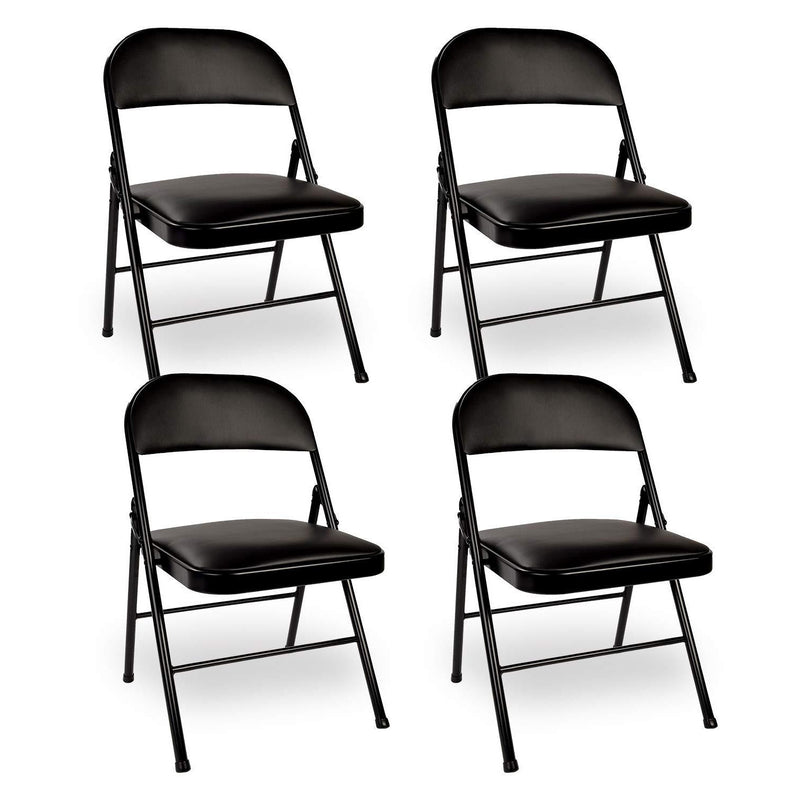 Outdoor Folding Chair 4 pack