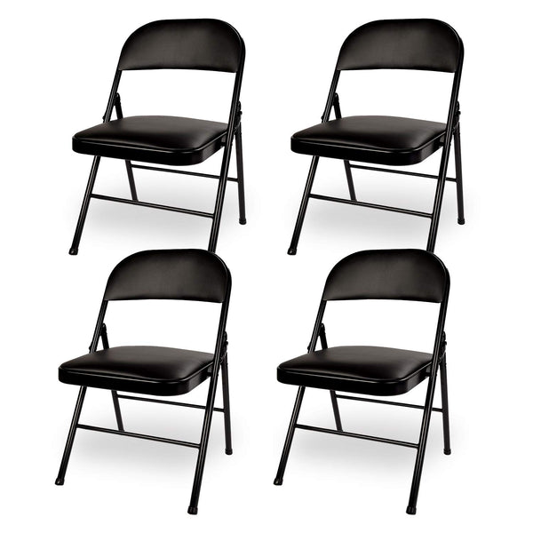 Outdoor Folding Chair 4 pack - Vecelo furniture