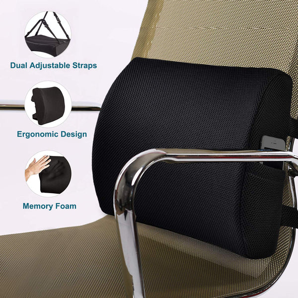 Lumbar Support Cushion Pillow - Vecelo furniture