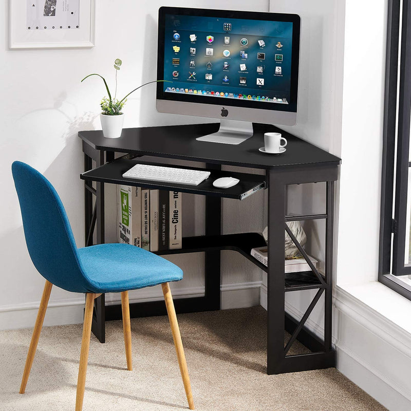 Corner Computer/Writing Home Office Desk