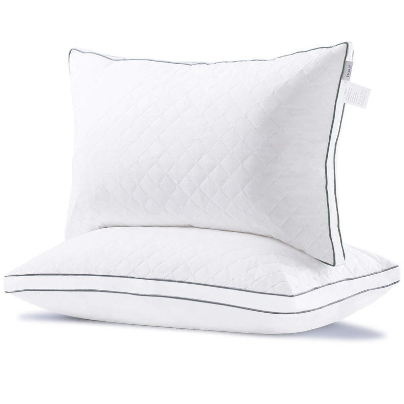 Bed Pillow 2 Pack Queen - Vecelo furniture