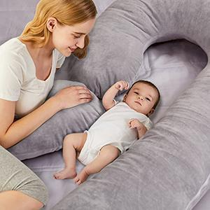 Maternity Pillow C Shaped - Vecelo furniture