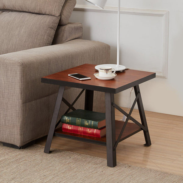 Square Coffee Table End Table