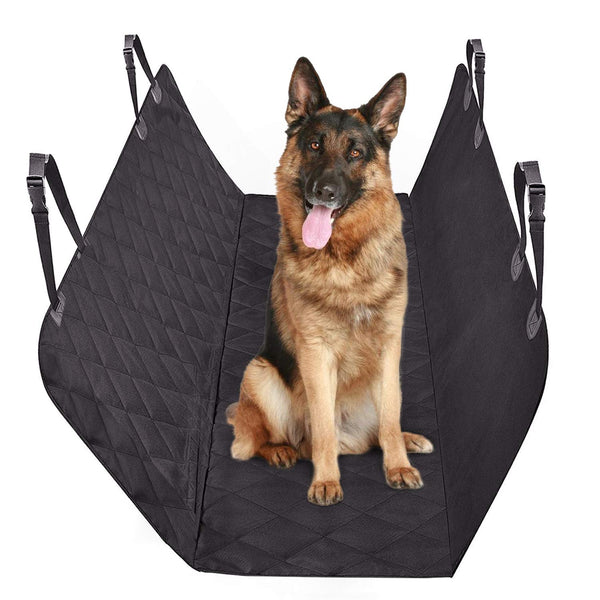 Dog Seat Cover 600D Heavy Duty Bench Car Seat Cover
