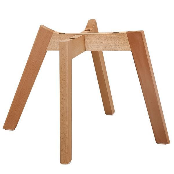 Kids Table and 4 Chairs Set Furniture Toddler Activity Table, Eames Style - Vecelo furniture