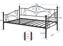 Daybed Metal Bed Frame