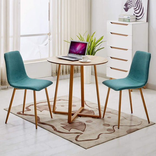Dining Table Round Solid Wood Coffee Tables