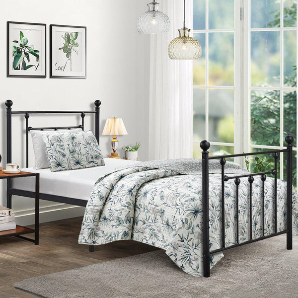 Platform Bed Frame GS-02 - Vecelo furniture