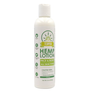 Hemp Lotion 500mg