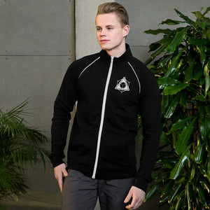 Piped Fleece Jacket - Terpen